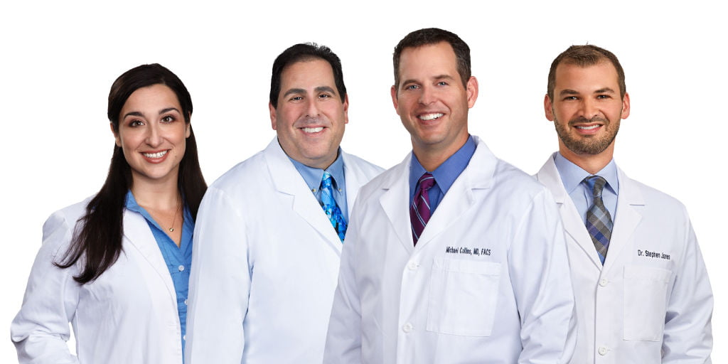 Dr. Nicole Alessi, Dr. Jay Rosen, Dr. Michael Collins, Dr. Stephen Jones