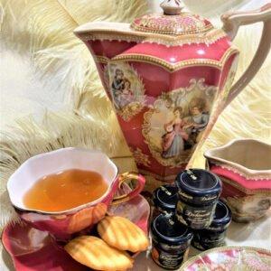 Hosting a high tea event